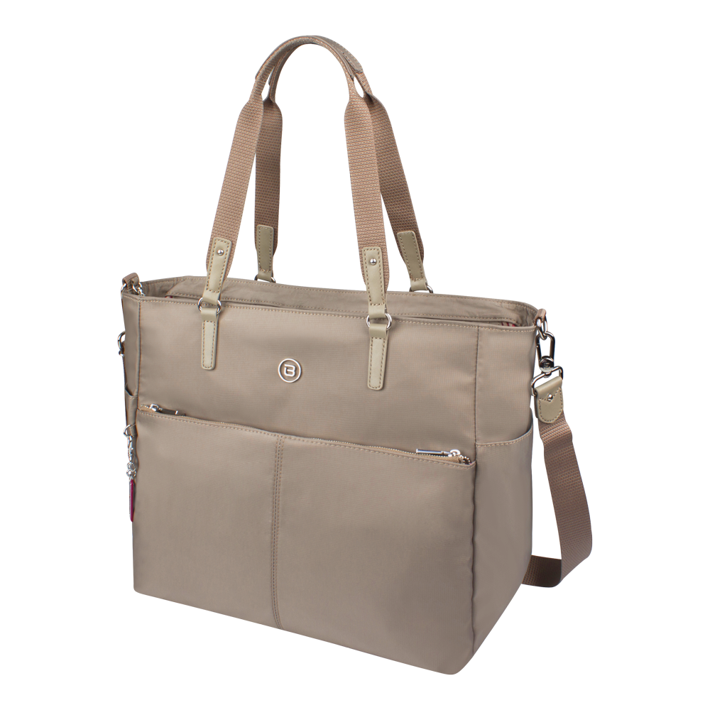 Tote Bag - Quarry Tote Angled [Cinder Gray]