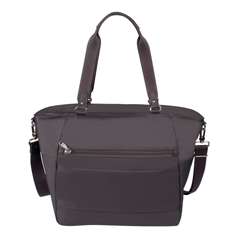 Tote Bag - Potrero Two Ways Tote Back Footstep Grey