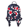 Backpack - Scarlet Medium Backpack Back [Navy Daisy]