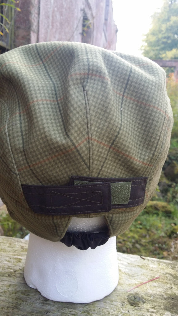 Adjustable Country Cap, Argyll & Grampian