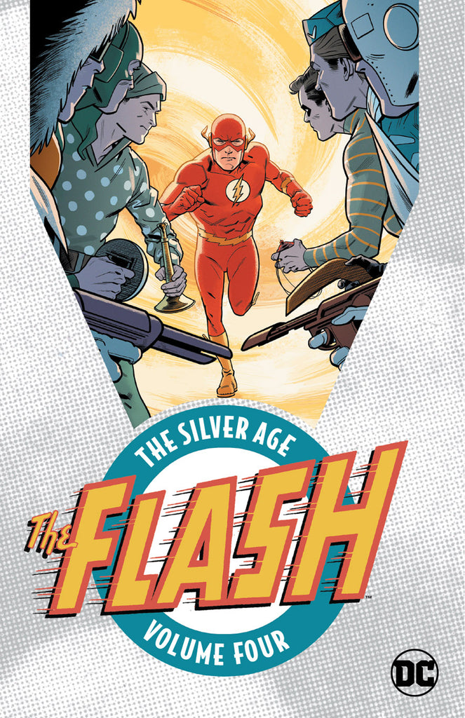 FLASH THE SILVER AGE TP VOL 04 COVER