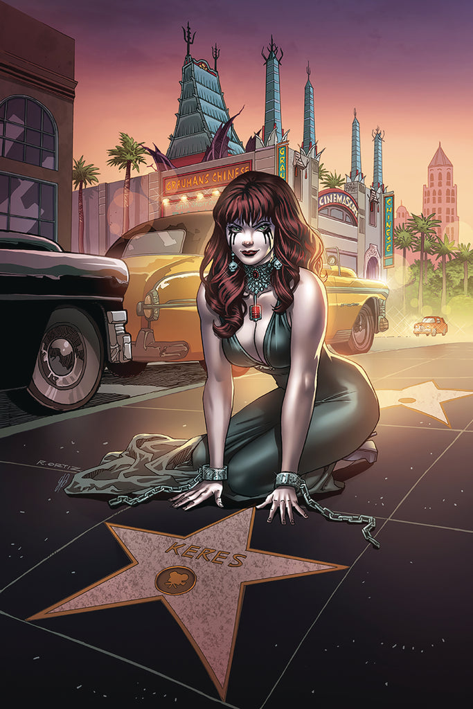 GFT TALES OF TERROR VOL 4 #13 CVR C ORTIZ COVER