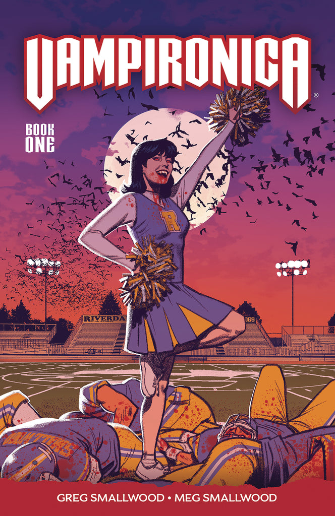 VAMPIRONICA TP VOL 01 COVER