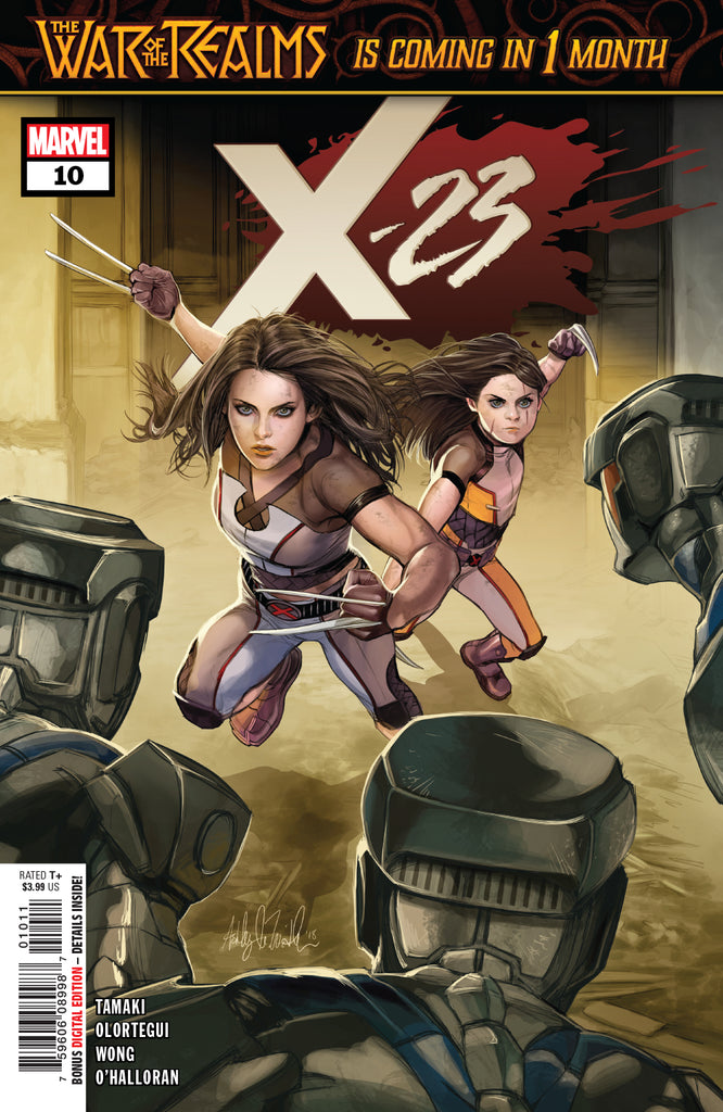 X-23 #10 COVER