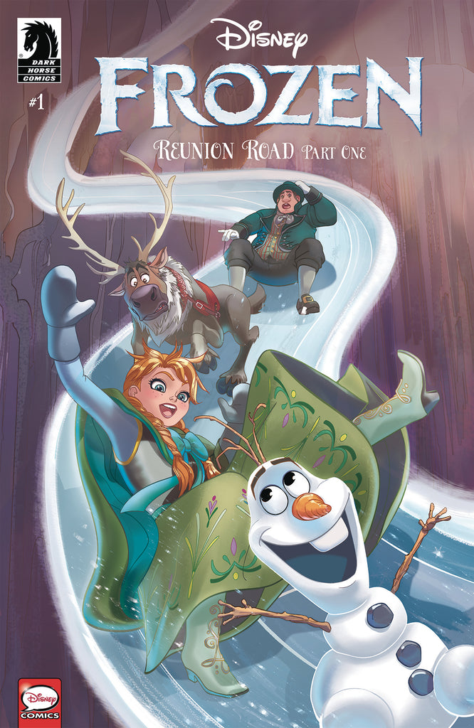 DISNEY FROZEN REUNION ROAD #1 CVR A COVER