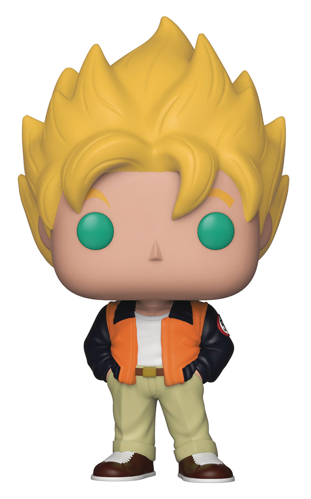 POP ANIMATION DBZ S5 GOKU VINYL FIGURE