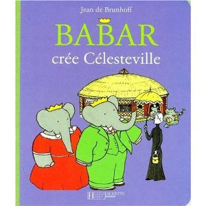 Babar Cree Celesteville (French)