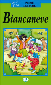Biancaneve, Book+CD  (Italian)