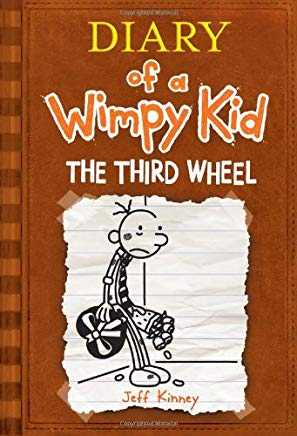 The Third Wheel - Diary of a Wimpy Kid, Book 7 (English)