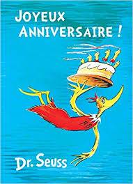 Joyeux Anniversaire! - Happy Birthday to You! (French)