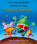 Aliens love Underpants (Russian-English)
