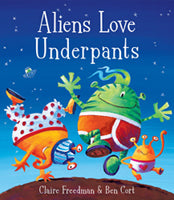 Alliens love underpants (Bengali-English)