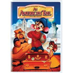 An American Tail, DVD (English, French, Spanish)