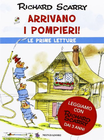 Arrivano i Pompieri - Here come the firemen! (Italian)
