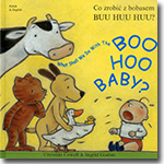 Bilingual German Children's Book: What shall we do with the Boo Hoo Baby? (German-English)