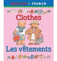 Les Vetements-Clothes (French-English)