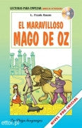 El marvilloso Mago de Oz-The wonderful Wizard from Oz,Book+CD (Spanish)