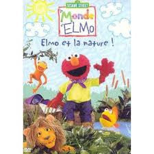 Le Monde d'Elmo - Elmo et la Nature, DVD (French)