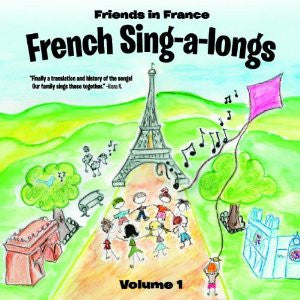 French Sing-A-Longs, CD (French)