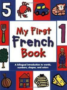 My First French Book (French)