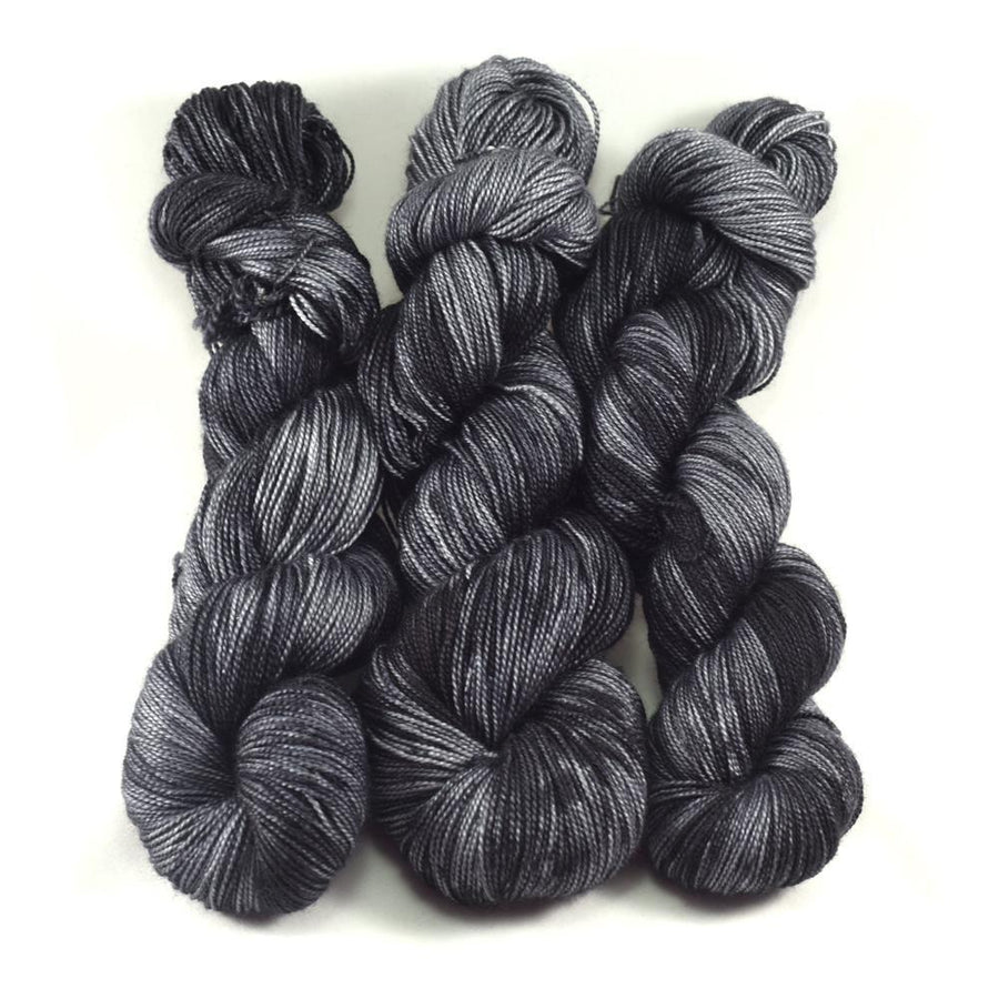 Destination Yarn fingering weight yarn COAL MINE