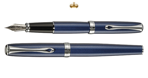 DIPLOMAT EXCELLANCE A  FOUNTAIN PEN - BLUE