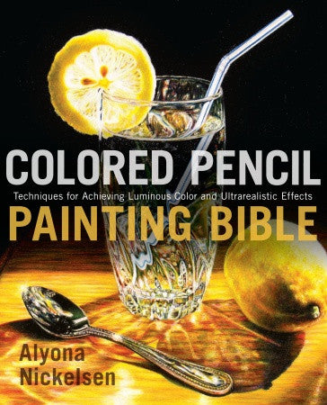 COLORED PENCIL PAINTING BIBLE