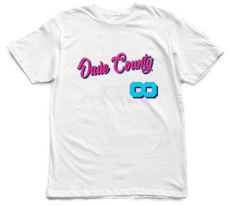 Memo Apparel : Dade County til Infinity [tee] in WHITE