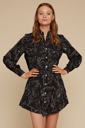 Lauren Shirt Dress