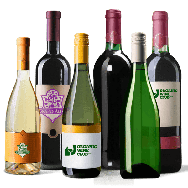 The Health Conscious Organic Wine Plan | Tailored for You | 12 Bottles | Every 30, 60, 90 Days