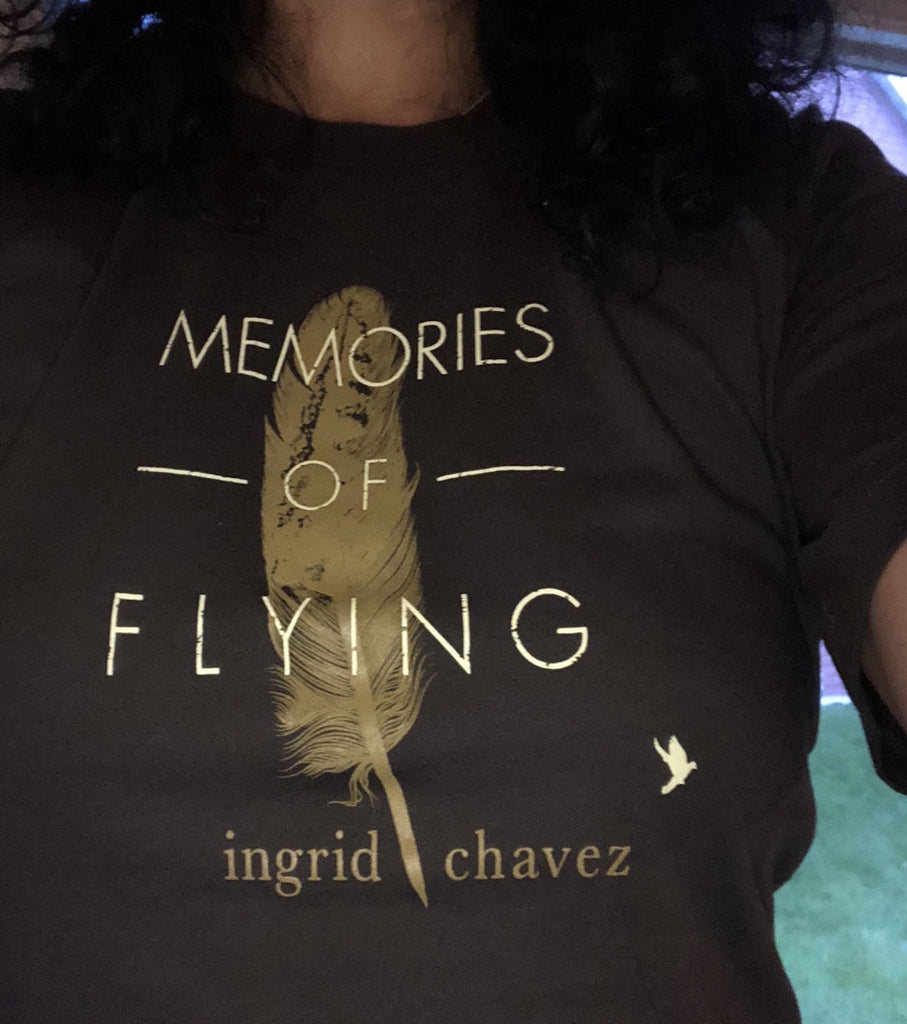 'Feather' T-shirt