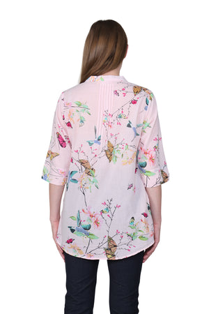 Nature At It's Best Release Print Tunic