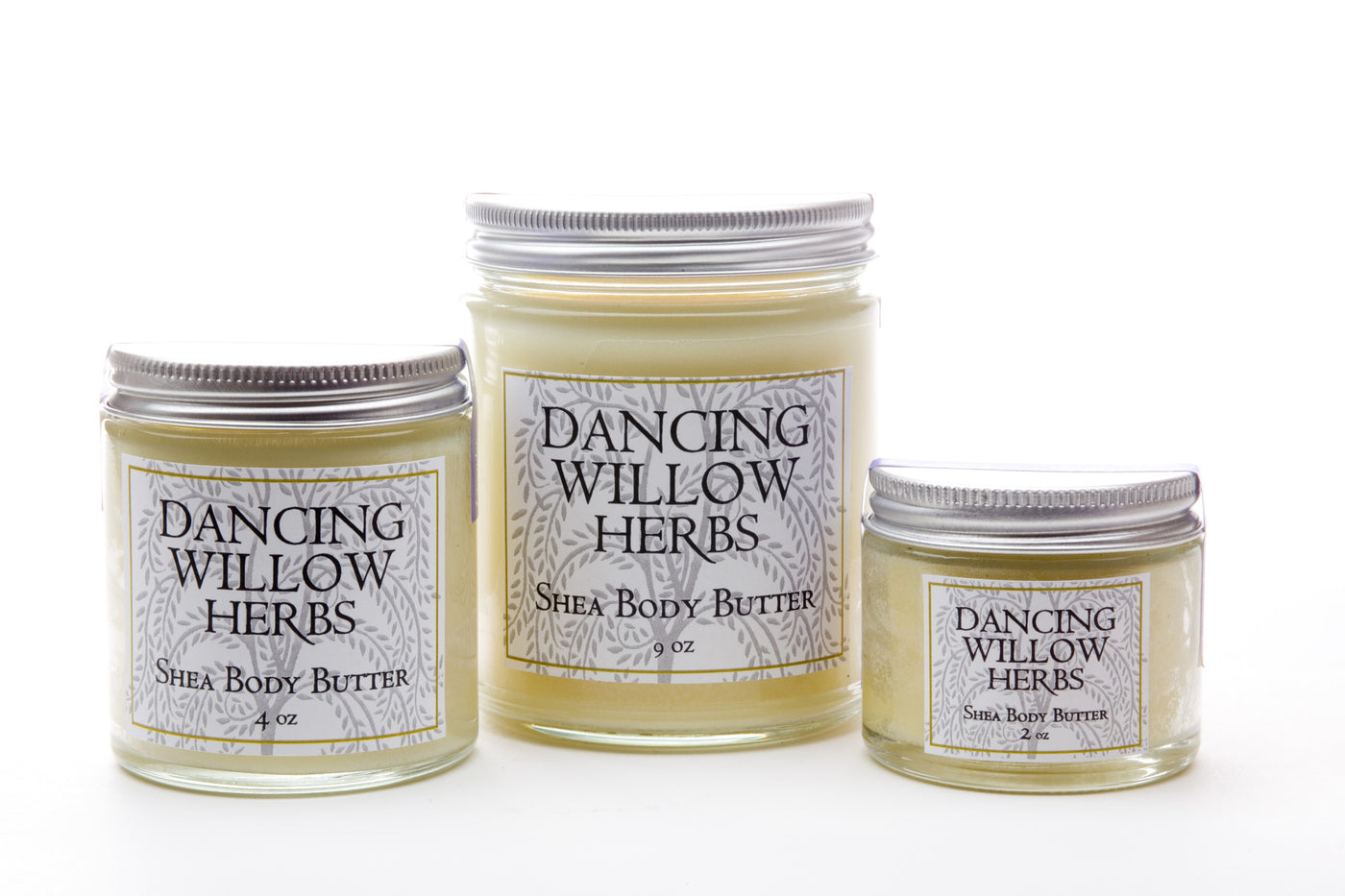 Dancing Willow Herbs Lavender Body Butter - Dancing Willow Herbs body butter - herbal formulas