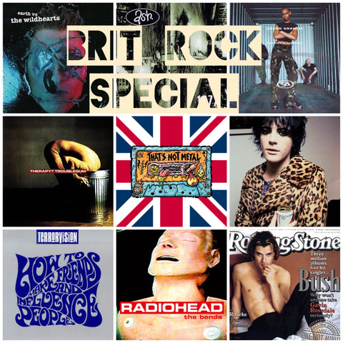 Brit Rock Special: The First Wave (Part 2)