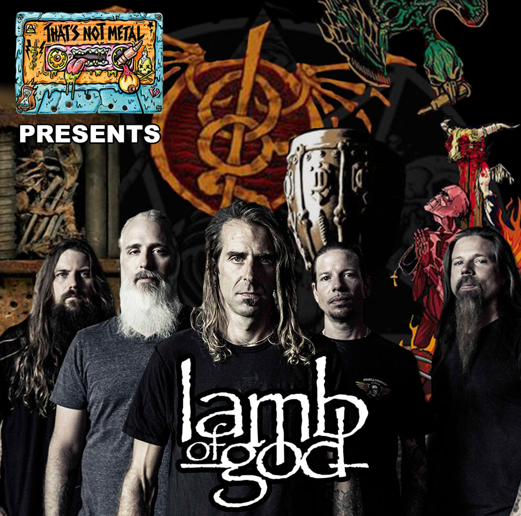 Lamb Of God Special