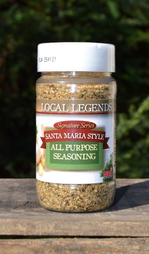 Local Legends Santa Maria Seasoning