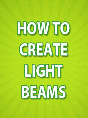 How to Create Light Beams with your DJ Lights?