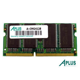 128MB SDRAM PC100 SODIMM for Apple iMac G4 Flat Panel 700MHZ / 800MHZ