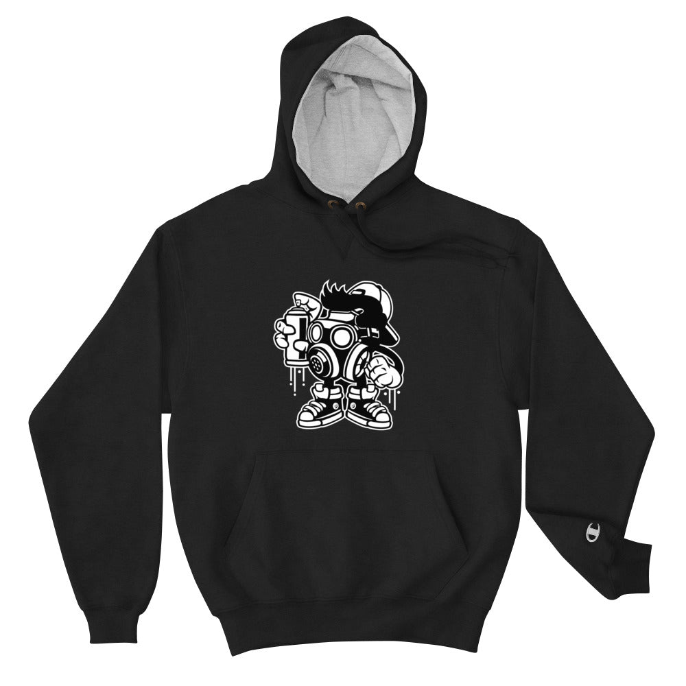 Tag Boy  Hoodie Hoodie - Square Boy Clothing