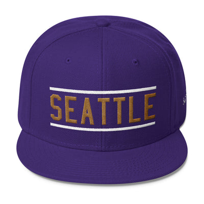 Seattle Line Snap-Back - Square Boy Clothing