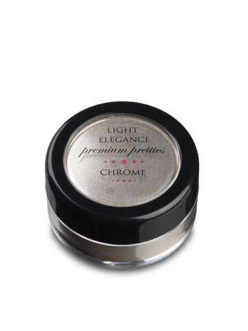 Premium Pretties Powder - Chrome