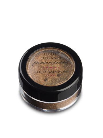 Halo Pretties - Gold Rainbow