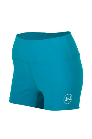 Ultimate Booty Shorts - LUXURY TEAL