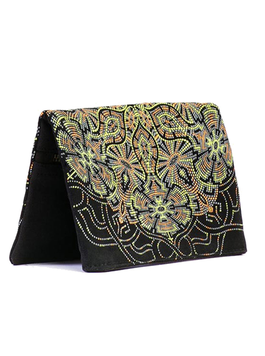 Peyote Psychedelic Wallet Tobacco Case
