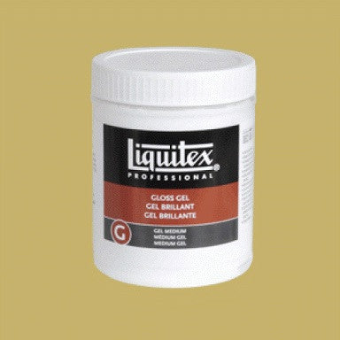 Liquitex Gloss Gel 473ml - Artified Shop