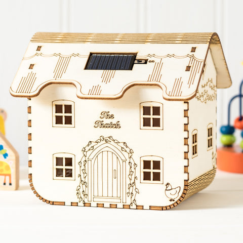 Thatched Cottage Nightlight