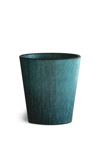 Artstone Indoor Planter - Slate