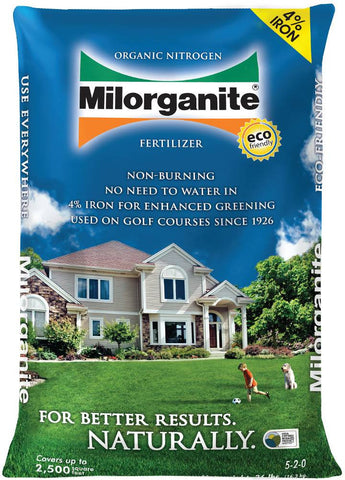 Natural Milorganite