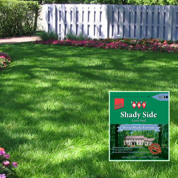Earl May Shady Side Grass Seed Mixture