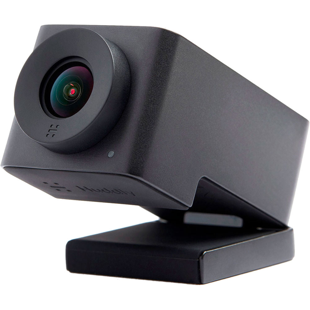 Huddly IQ AI-Powered WideAngle Camera with Embedded Microphone Array,60cm USB 3.0-USB-C Cable,Case